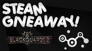 Blackguards 2 -  FREE STEAM  GAME GIVEAWAY #28