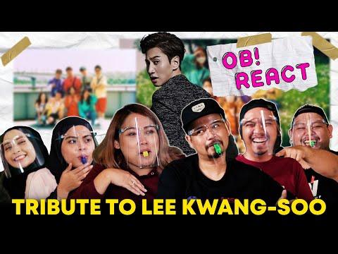 OB! REACT | Edisi: Tribute To Lee Kwang-Soo
