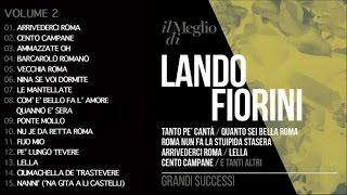 Lando Fiorini - Il Meglio di Lando Fiorini Vol. 2 - Il meglio della musica Italiana