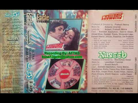 Lawaris Movie All Songs With EAGLE Jhankar 80's Songs