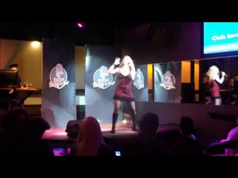 Hannah Stewart - It Hurt So Bad (Susan Tedeschi cover) - Maritime Karaoke Challenge Finals
