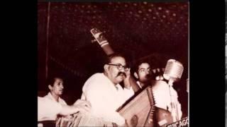 Ustad Bade Ghulam Ali Khan- Raga Kafi Kanada