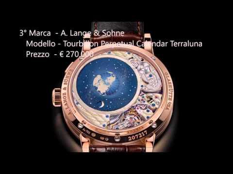 I 5 orologi più belli