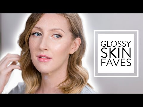 CURRENT MAKEUP ROUTINE FEAT. NEW GLOSSY SKIN FAVOURITES  Sharon Farrell