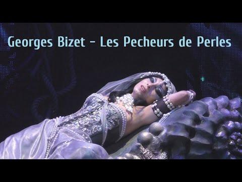"""Жорж Бизе """"Me Voila Seule Dans La Nuit"""" 19.03.2016 ария Лейлы, опера """"Искатели жемчуга"""""""