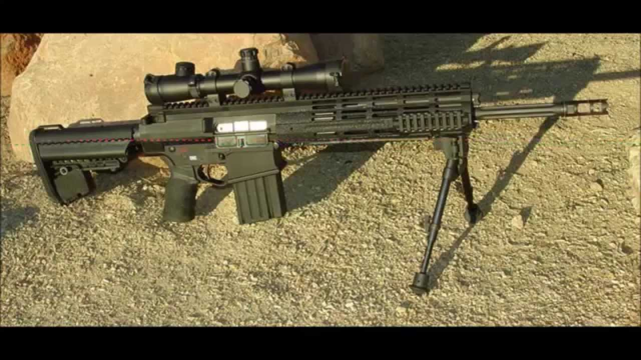 LR-308 slide show of many different AR-308 rifles - YouTube