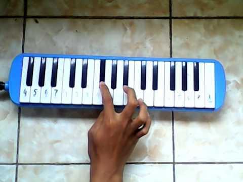 pianika lagu galau