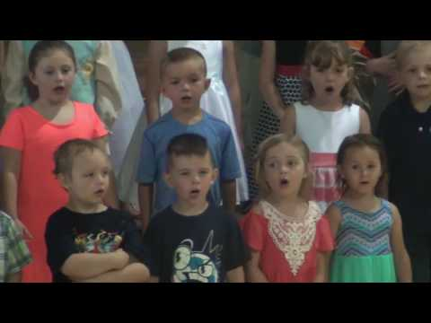 Berlin Kindergarten Graduation 2017