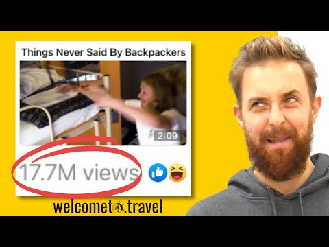Things Never Said By Backpackers