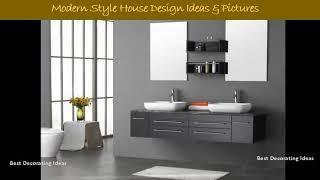 Grey bathrooms decorating design   Best of Inspirational & Beautiful Bathrooms Pictures