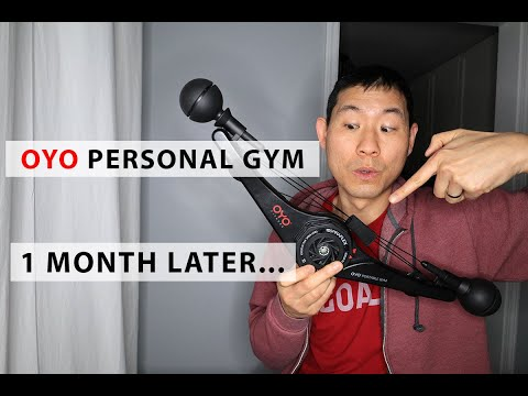 OYO Personal Gym | 1 Month Later... Recommend It?🙄