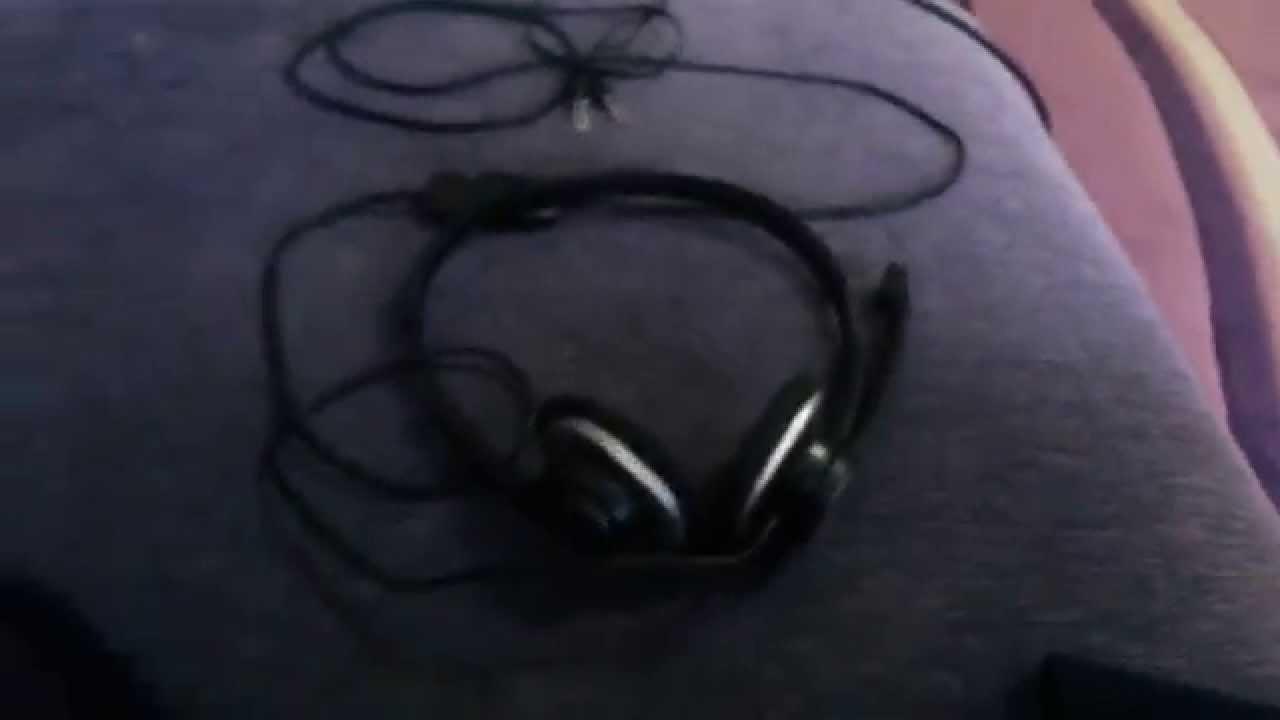 Logtech H110 Stereo Headset Inceleme 2 Youtube Logitech