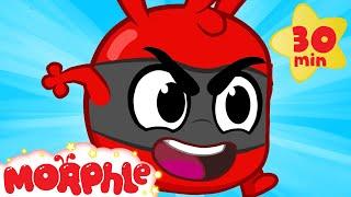 Morphle Turns EVIL - My Magic Pet Morphle  Cartoons For Kids  Morphle TV