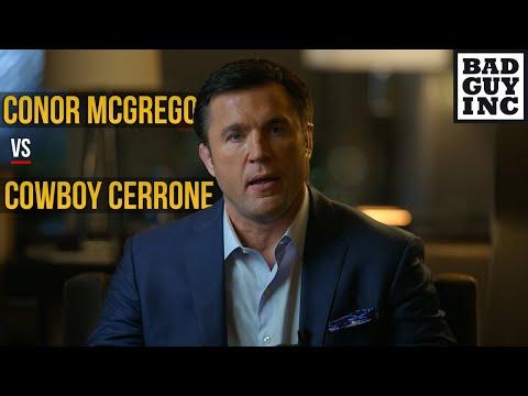 When it's over, it will all seem so obvious… (Conor McGregor vs Cowboy Cerrone)