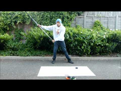 Slap Shot - How To Take A Slap Shot Hockey Video Tutorial