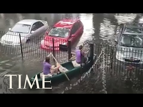 New Orleans Is Flooding — And There's A Potential Hurricane This Weekend | TIME