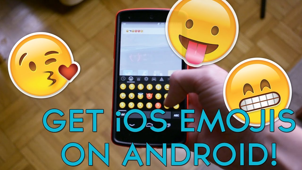 Use Emoji In Android -