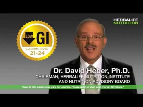 Low Glycemic Index - Message from Dr David Heber