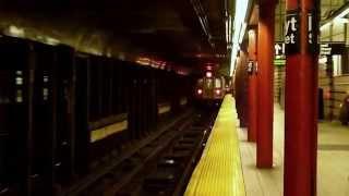 IRT Eastern Parkway Line: Hoyt Street - Fulton Mall