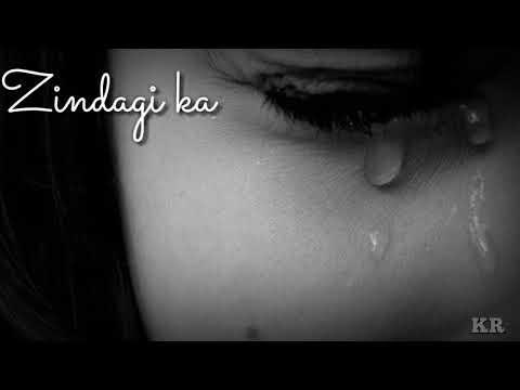 Judaa | Aansuon ne nazar mein jagah banayi | whatsapp status | sad status | KR Status Adda ❤️