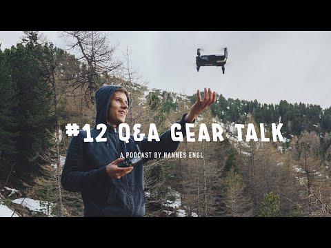Фото FPV Drone & Filmmaking GEAR TALK - Q&A with Hannes Engl
