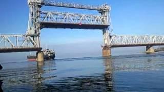 Мост Белгород - Днестровск Ukraine