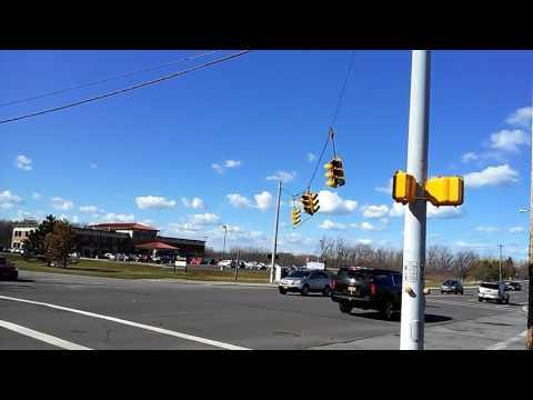 Windy in Rochester New York