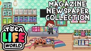 ALL MAGAZINE NEWSPAPER IN TOCA…