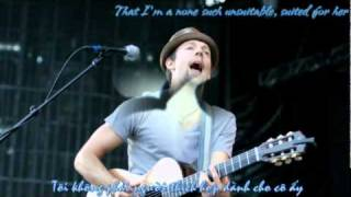 Prettiest friend - Jason Mraz - Vietsub