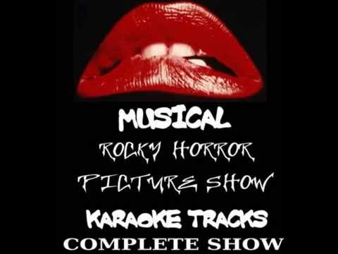 ROCKY HORROR PICTURES SHOW KARAOKE   TOUCH ME