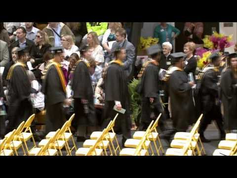 2017 Millersville University Spring Commencement - Morning Ceremony