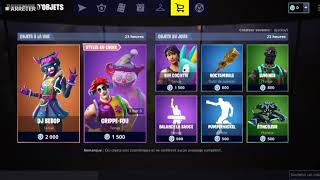 store Fortnite from 1 January 2019. GOOD ANNE AT ALL!