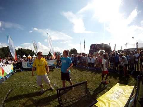 Panna / Street Soccer Show. Just Add Ball Tour - Norway Cup