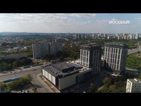 """Москва 24"" о новом МФК Kvartal W"