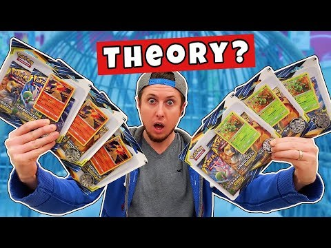 ?THEORY? MORE ULTRA RARE POKEMON CARDS in SPECIFIC UNBROKEN BONDS PACKS?- Trading Card Game Opening