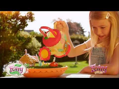 Smyths Toys - My Fairy Garden Accessories