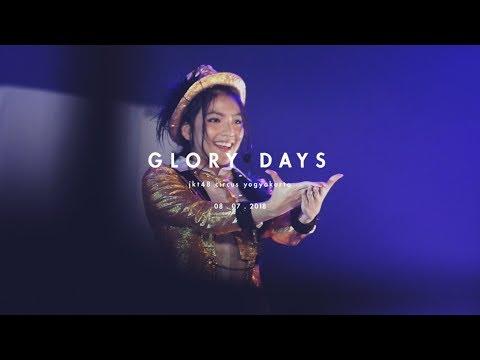 [Fancam] JKT48 Shania Gracia - Glory Days at JKT48 Circus Yogyakarta