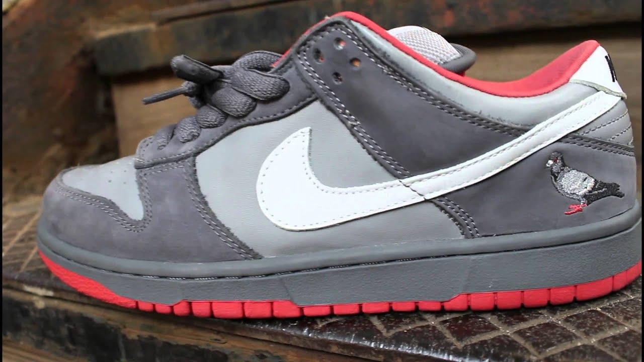 timeless design dc2b0 ce166 Nike sb nyc pigeon video  200