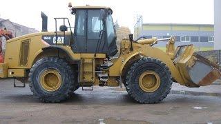 Фронтальный погрузчик Caterpillar 966H (2008г.в.)(Продаем со склада в Минске фронтальный погрузчик Caterpillar 966H (2008 г.в.). Отличное состояние., 2015-10-23T08:44:53.000Z)