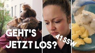 letzter Vlog? 41ssw und Tränen I Mellis Blog