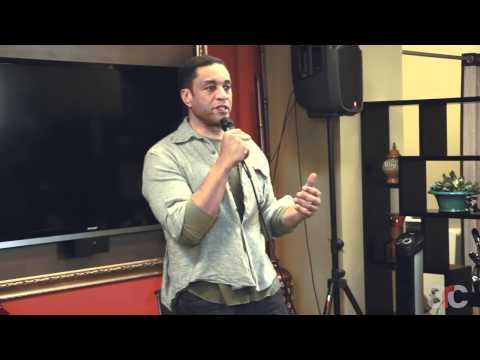 Harry Lennix Acting Master Class: The Agent