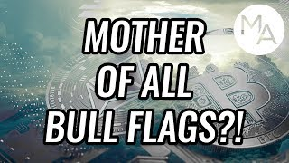 Mother Of All BULL FLAGS On The Bitcoin Charts! $16,200 Price Target?! Massive Rally For Crypto Soon