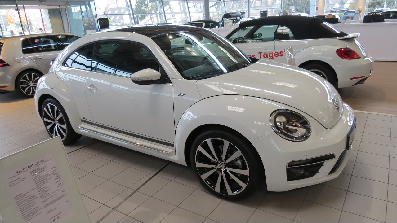 2015 volkswagen beetle cup r line 1 4 youtube. Black Bedroom Furniture Sets. Home Design Ideas