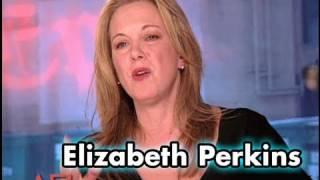 Elizabeth perkins breast cancer