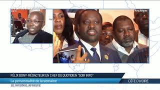 L'actualité de la semaine passée et à venir vue d'Abidjan