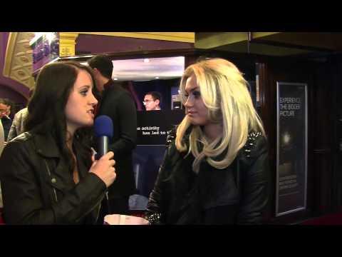 Paranormal Activity 4  London Gala Screening  Haymarket with Katie Featherston