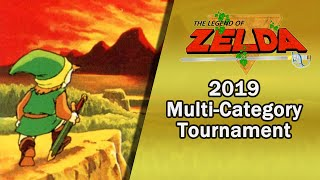 jkoper vs Kingdahl Game 3 Zelda 1 Multi-Category Tournament 2019