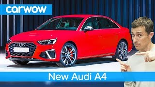 New Audi A4 & S4 2020 - OMG! Have they gone and cocked them up?