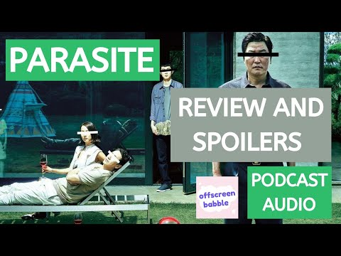 Parasite Review And Spoilers
