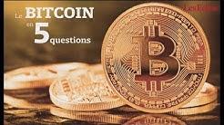 Tout comprendre au bitcoin en 3 minutes